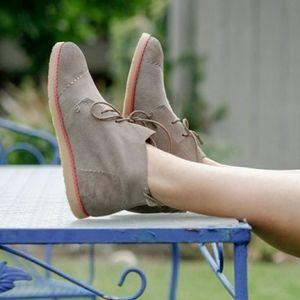 Tom's Mateo Chukka Boots